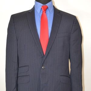 Ben Sherman 42R Sport Coat Blazer Suit Jacket
